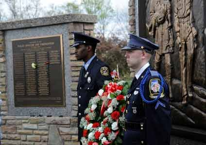 On Friday, May 1, 2015, hundreds of law enforcement officers and firefighters, dignitaries and members of the community, family and ...