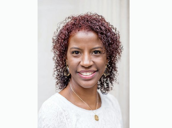 Monica Brinkley Davis does not take lightly her role as a trailblazing officer of the Junior League of Richmond. The ...