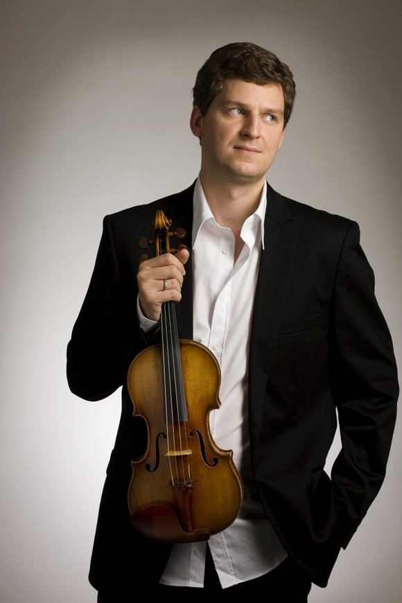 Canadian violinist James Ehnes returns to Jones Hall on May 8-10 to perform Beethoven's Violin Concerto, one of the most ...