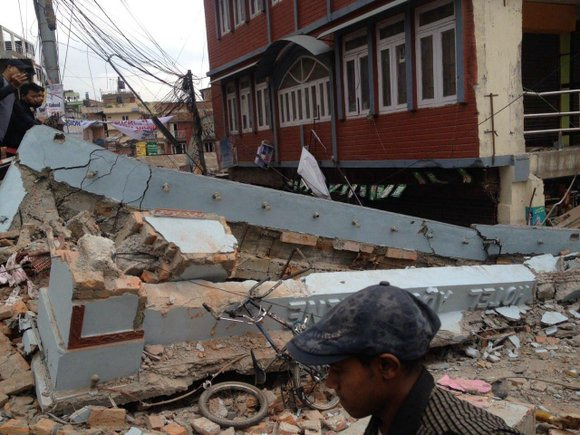 In the wake of the devastating earthquake in Nepal, U.S. Sen. Charles E. Schumer called for the Department of Homeland ...