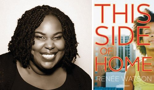 A Portland and New York-based author says issues of race and class drive the story in her young adult novel ...