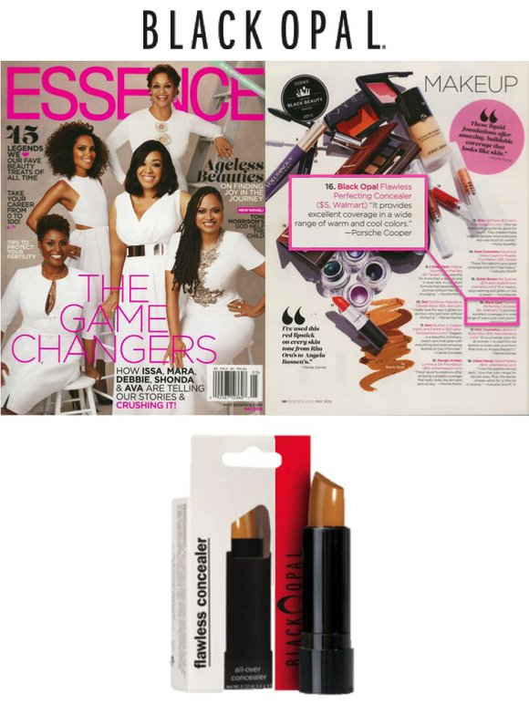 Black Opal, the cosmetics and skincare line that offers limitless possibilities to enhance the diverse beauty and address the unique ...