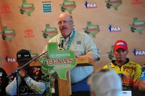 The Toyota Texas Bass Classic (TTBC) scheduled for May 23—25 on Lake Fork is the world championship of bass fishing, ...
