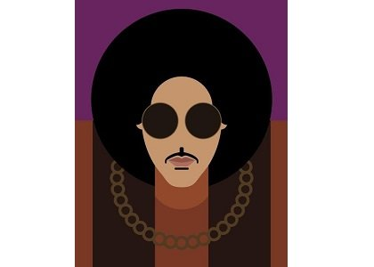 """Pop star Prince made room for another color next to his signature purple in his Baltimore """"Rally4Peace"""" concert Sunday -- ..."""