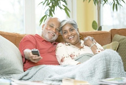 "The month of May is designated ""Older Americans"" Month."