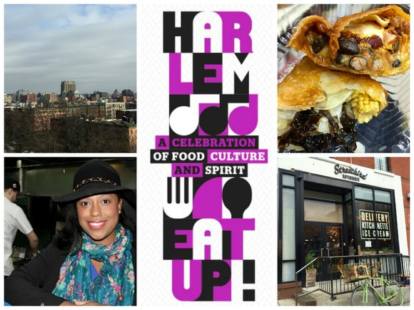 After a full year of planning and preparing, today kicks off the first official day of the inaugural Harlem EatUp! ...