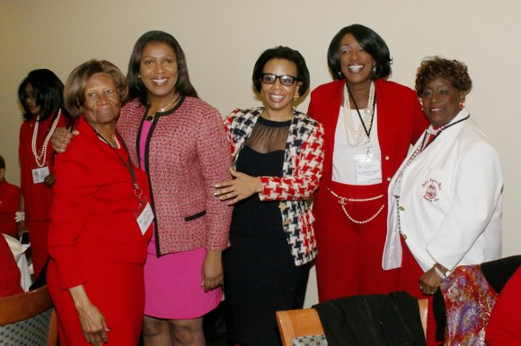 """Recently, Delta Sigma Theta Sorority hosted its 12th annual Delta Day at the United Nations with a """"Special Briefing on ..."""