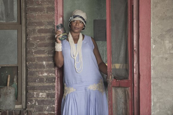 """Oscar nominee Queen Latifah (""""Chicago"""") stars as legendary blues singer Bessie Smith in the HBO Films drama """"Bessie,"""" directed by ..."""