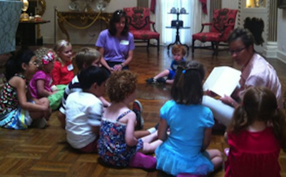 On select Wednesdays and Sundays this summer, Rienzi invites families to come together to create art, write and read stories, ...