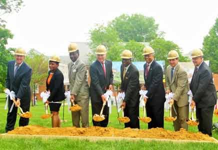 An exciting event took place at Bowie State University (BSU) on Monday, May 11, 2015. A morning groundbreaking ceremony marked ...