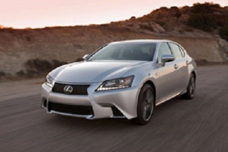 After more than a week, it felt like we drove the Lexus GS 350 F Sport sedan through every one ...