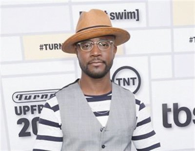Taye Diggs prepares for new role.
