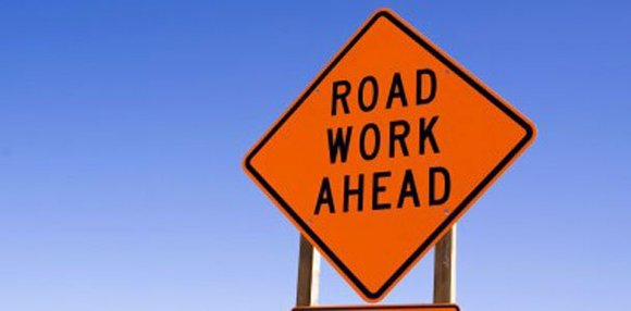 Ohio Street and the bridge work should be finished by Saturday, but the Center Street project could last through October, ...