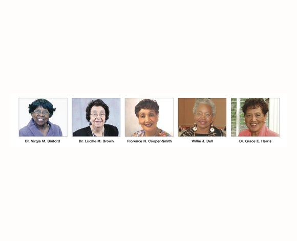Five Richmond area women have received Living Legacy awards from Garland Avenue Baptist Church on North Side. The women were ...