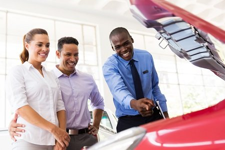 New automobiles are one of the biggest investments many consumers will ever make.