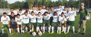 Huguenot High School boy's soccer team