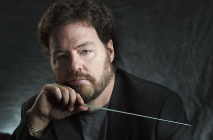 Composer and arranger Brent Havens