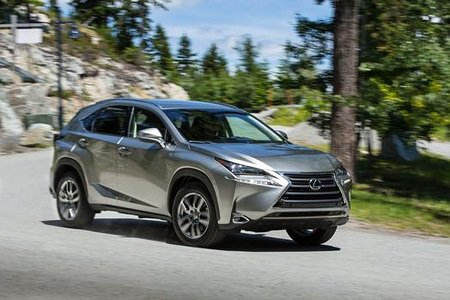 """In the Lexus alphanumeric lexicon, any vehicle nameplate ending with a small """"h"""" is a hybrid. Such was the case ..."""