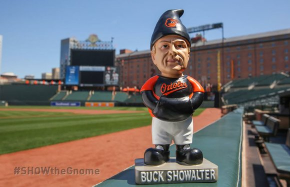 A gallery of the images is available at www.orioles.com/SHOWtheGnome.