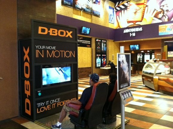 Yes, there are fewer of them and tickets are more expensive, but the movie-going experience is getting richer and the ...