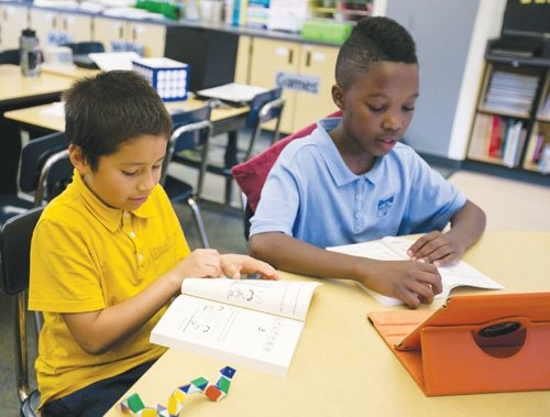An innovative new space designed for children with diverse learning needs is helping children at Rosa Parks Elementary concentrate on ...