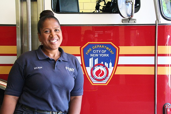 United Women Firefighters and The Vulcan Society Hosted a festival held at St. Mary's Park in the Bronx this past ...