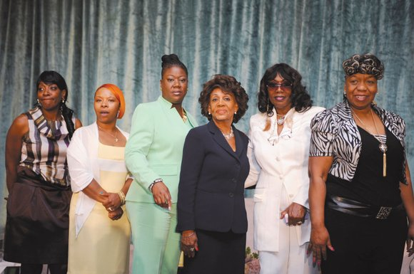 The Black Women's Forum held an intimate and engaging roundtable discussion this past Saturday which honored Black mothers who have ...
