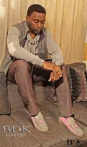 The spring collection includes legendary hip-hop artist Big Daddy Kane, a shoe style designer for B Walker Shoes.