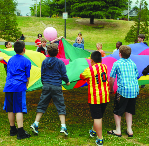 Summer Kids in the Park is back for another summer of fun and healthy activities in Gresham's largest parks.