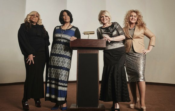 "The Lifetime Network approached me about their upcoming docu-series ""Preach,"" produced by Core Media Group and slated to air Friday, ..."