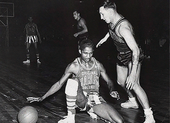 When it came to dribbling a basketball, making it appear as though he had it on a string, Marques Oreole ...