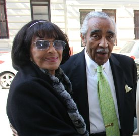 Charlie and Alma Rangel
