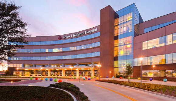 "Texas Children's Hospital will be honored along with other top hospitals at a reception in Washington this week. ""A Capitol ..."
