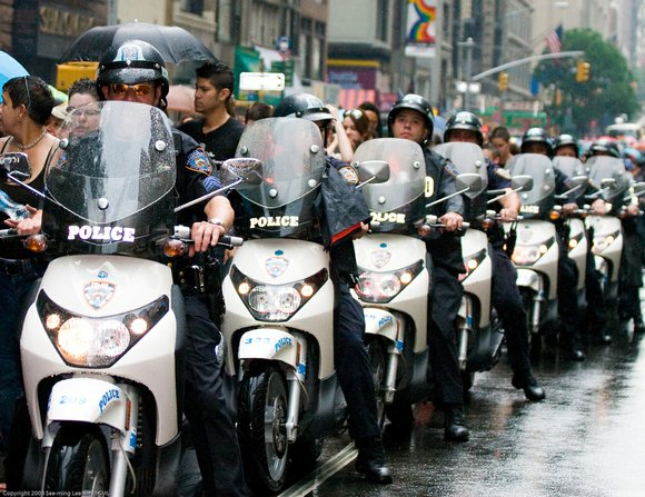 In a move that shocked many New Yorkers, Mayor Bill de Blasio changed direction and added 1,300 new NYPD officer ...