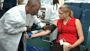 The American Red Cross is holding blood drives at The Promenade Bolingbrook, with donors being eligible to win gift cards provided by mall retailers.