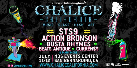 The world's preeminent glass, hash, art, and cannabis-charged music festival is coming back to the NOS Events Center in San ...