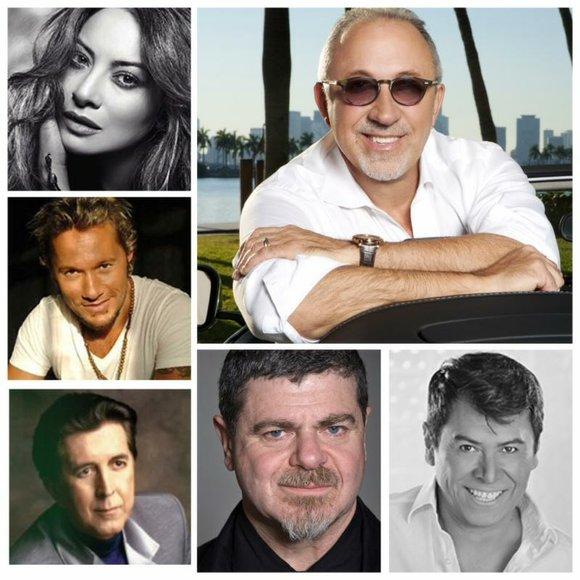 Musical giants Hector Ochoa Cardenas, Emilio Estefan, Myriam Hernandez, Gustavo Santaolalla, Alvaro Torres and Diego Torres will become the latest ...