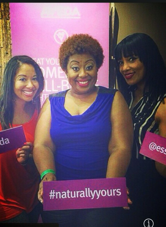 """Last week Celebrity natural hair Gurus, Aveda and Essence teamed up to launch the """"Naturally Yours"""" Campaign and preview their ..."""