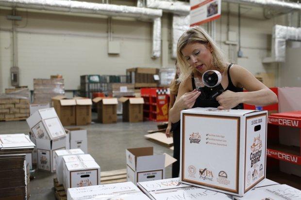 TLC Donates $10K to Maryland Food Bank