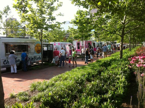 FREE Summer Social features live music, food trucks and family fun at West Shore Park on Friday's.