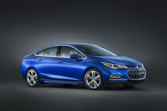 Chevrolet today introduced the all-new 2016 Cruze – a larger and lighter, more efficient and more sophisticated evolution of the ...