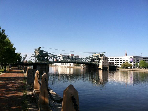 The closure of the Jefferson Street Bridge has been postponed until July 10, with painting work on the span into downtown Joliet expected to take three months.
