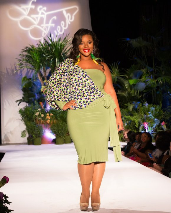 "The 7th Annual Full Figured Fashion Week (FFFWeek®), a summertime celebration of ""beauty, fashion, empowerment, and plus-size business networking,"" according ..."