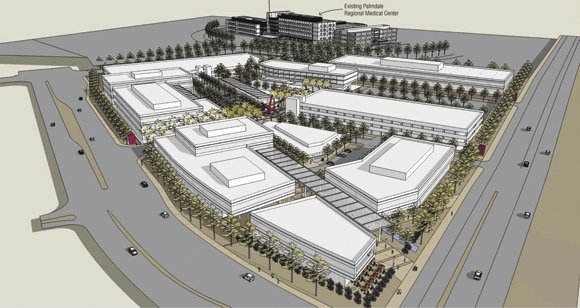 Thomas Partners Properties announced this week a new wellness village real estate development called The Oasis that will be adjacent ...
