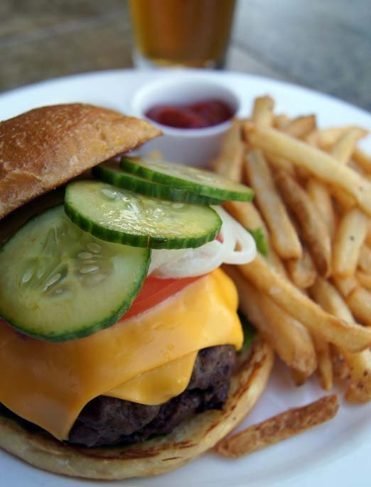 Burgers are a favorite American culinary classic that is ideal for summer grilling and perfect when paired with an ice ...