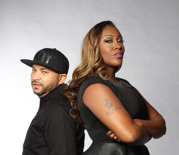 """Rejoice Musical Soulfood launches edgy inspirational program """"The Coko and Cory Radio Show"""" featuring Coko from SWV and her manager ..."""