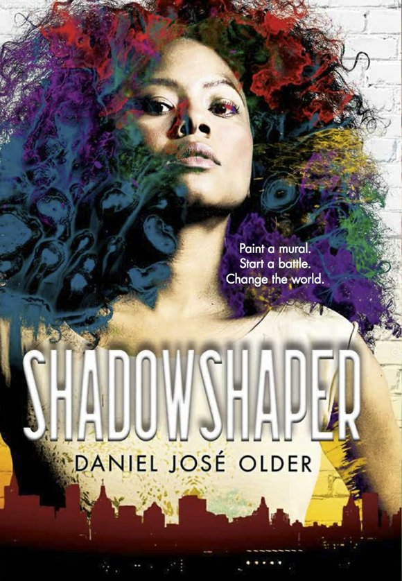 """If books were rated like video games, I would give """"Shadowshaper"""" by Daniel Jose Older an """"E"""" for everyone."""