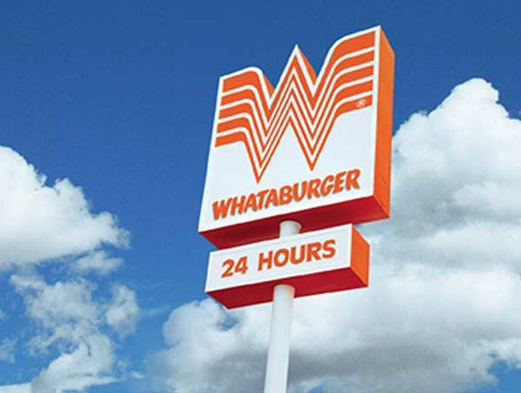 Open weapon carry may be legal in the state of Texas but that is not the case at Whataburger. The ...
