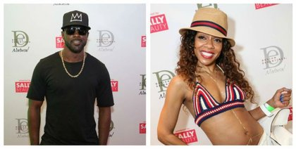 Stars such as (L to R, T to B) Lance Gross, Wendy Raquel Robinson were in attendance