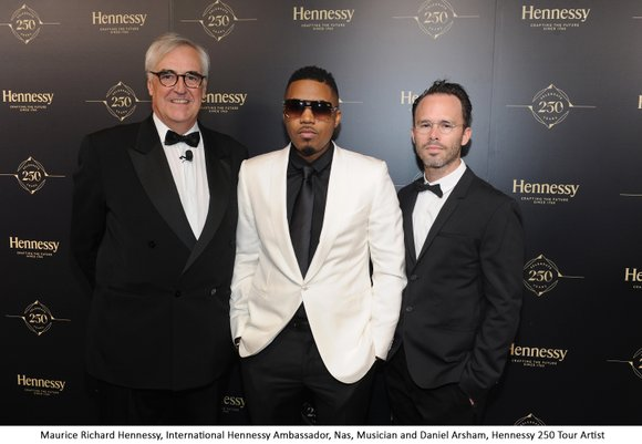 """Hennessy celebrates 250th anniversary with art tour and Nas. Antonio """"Huggy Bear"""" Fargas helps inspire Rihanna and has a career ..."""
